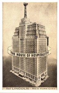 New York City Hotel Lincoln