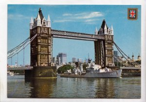 LONDON, Tower Bridge, unused Postcard