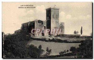 Chateau Mauvezin - Old Postcard