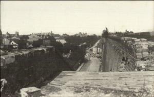Peking? Beijing? Great Wall? China c1910 Real Photo Postcard chn