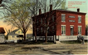 Greenville, Rhode Island - The National Exchange & Smithfield Savings Bank