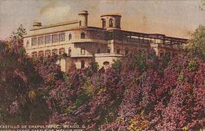 Chapultepec Castle Of Mexico City, Mexico, 1900-1910s