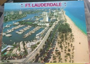 United States Ft Lauderdale North along AIA Bahia Mar - posted 1997