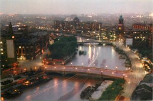 Postcard China Shanghai riviera Soutcheou