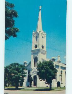 Unused Pre-1980 CHURCH SCENE Port Gibson Mississippi MS L4005
