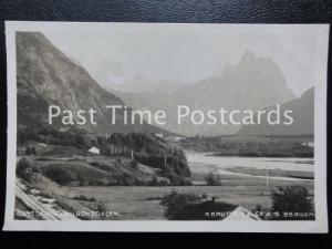 c1920's RP - Romsdalsborn, Romsdalen - Norway