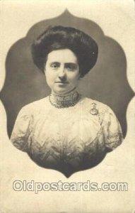Fashion Real Photo 1910