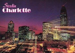 Sizzlin Charlotte North Carolina