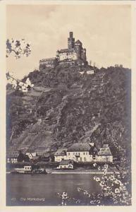 RP, Die Marksburg (Rhineland-Palatinate), Germany, 1920-1940s