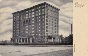Pennsylvania Pittsburgh Hotel Schenley