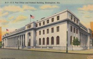 BIRMINGHAM , Alabama , 1930-40s; U.S. Post Office & Federal Building