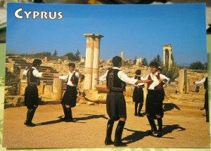 Cyprus Men Folk Dancing - unposted