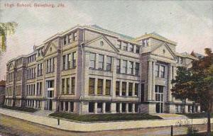 Illinois Galesburg High School