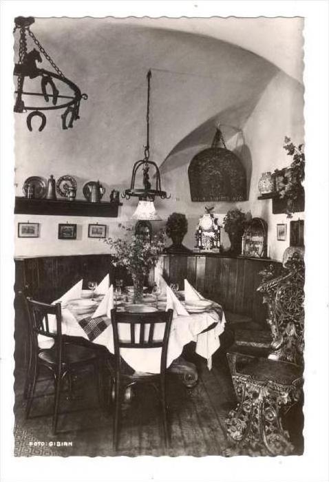 RP, Interior View, Griechenbeisel, Wien (Vienna), Austria, 1920-1940s