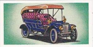 Glengettie Tea Trade Card Vintage Cars No 13 Sunbeam 1905