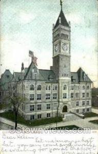 City Hall Lowell MA 1906