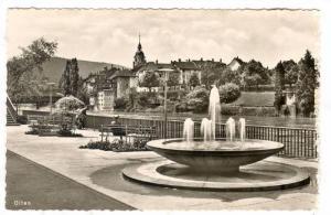 RP, Waterfountain, Olten (Solothurn), Switzerland, 1920-1940s