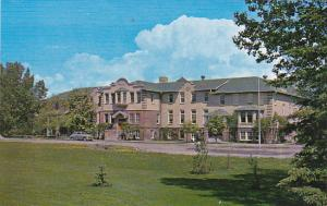 Canada Provincial School Of Agriculture Admin Building Olds Alberta