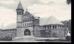 Vermont Burlington University of Vermont Billings Library  Albertype