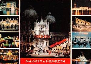 By Night Venezia Italy 1976