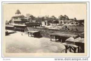 RP: Panch Mahal & Fate Pur Sikri, Agra, Pakistan, PU-1954