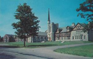 Exterior View, Huron College, University of Western Ontario, Arts and Theolog...