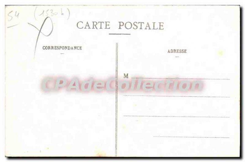 Postcard Old Bayon Bords De La Moselle