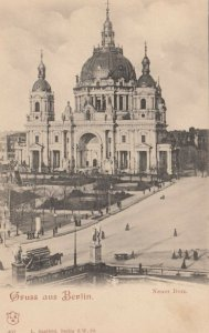 Gruss aus BERLIN , Germany , 1901-07 ;  Neuer Dom