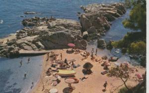 Postal 009188: Cala de la Costa Brava