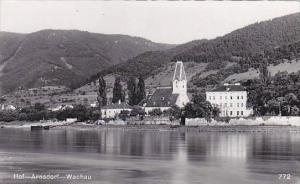 Austria Hof Arnsdorf Wachau Real Photo