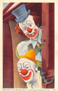 Ringling Bros and Barnum & Bailey Circus Unused