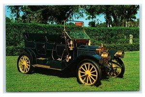 Postcard 1911 Maxwell Touring Antique Auto - Sarasota FL F3