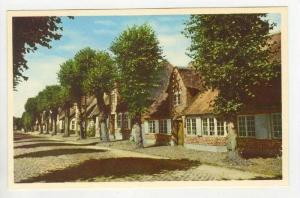 Danmark. Mogeltonder. Slotsgade, 40s-50s
