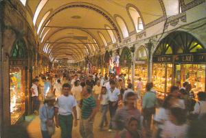 Turkey Istanbul Kapali Carsi Covered Grand Bazaar