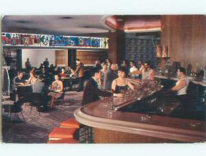 Pre-1980 RESTAURANT SCENE Montreal Quebec QC W6163