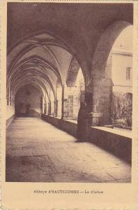 France Abbaye d'Hautecombe Le Cloitre
