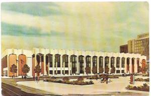 US Cincinnati, Ohio, Convention Center. Completed in 1967