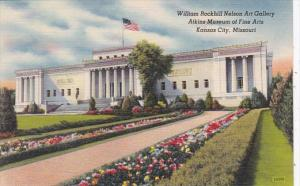 Missouri Kansas City William Rockhill Nelson Art Gallery Atkins Museum Of Fin...
