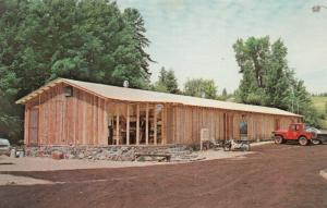 FARADAY , Ontario , 50-60s ; Lavallee Tent & Trailer Park , Office/Store