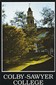Colby-Sawyer College New London New Hampshire