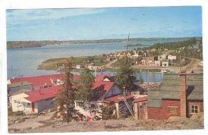 Bay Front , Latham Island, Yellowknife , N.W.T. , Canada , 40-60s