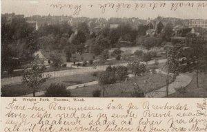 TACOMA , Washington , 1907 , Wright Park