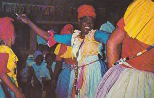 Voodoo Dancers, Port-au-Prince , Haiti , 40-60s