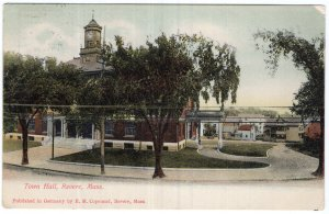 Revere, Mass, Town Hall