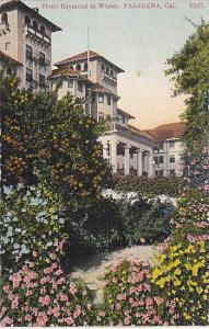 Hotel Raymond in Winter, Pasadena, California, 00-10s