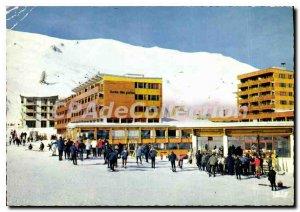 Postcard The Old Plaggne Savoie slopes in Rigodon Samba and the Sardana