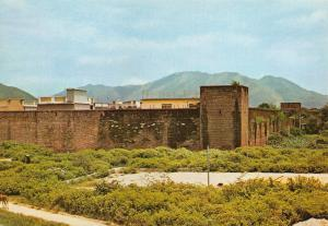 Hong Kong Postcard View of the more than 800 year old Kathing Walled City T47