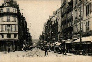 CPA LE HAVRE Rue de Paris (868928)