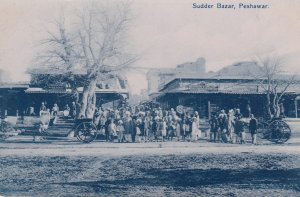 PESHAWAR , Pakistan , 00-10s ; Sudder Bazar