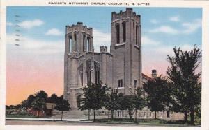 Exterior, Dilworth Methodist Church, Charlotte, North Carolina, PU-1941